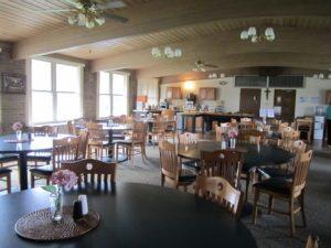 Loyola Dining Room