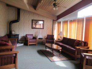 Loyola Sitting Room