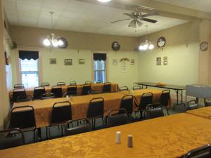 High Braes Dinning Room