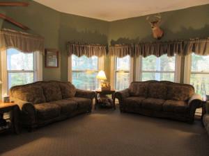 High Braes Living Room