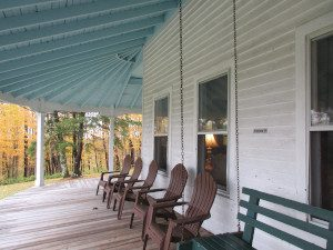 High Braes Porch