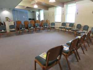 Loyola Meeting Room